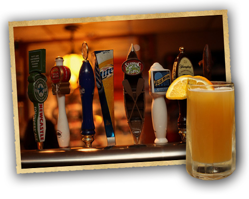 Beer on Tap at W. Rick's Taproom